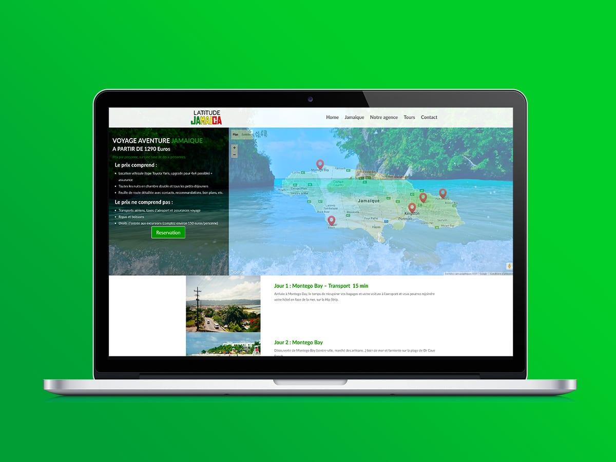 Travel Agency Website >> Travel Agency Website Studio Wmt
